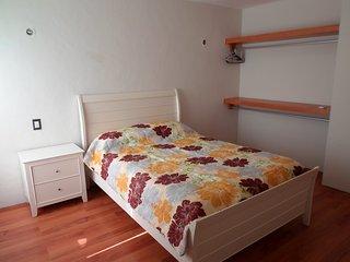 Grey Stone House Bedroom #2, Cozumel