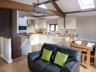 Roe Deer Cottages - Dinny's Retreat - Sleeps 2 - Log Burner - Jacuzzi Bath, Selside