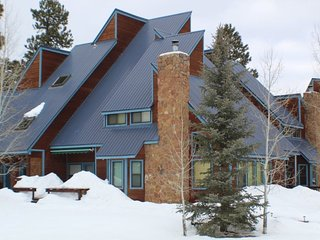 Blessed Blue, is a spacious Pagosa Springs town home perfect for your vacation.