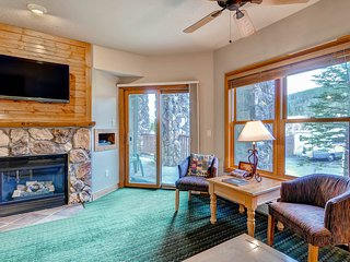 1Br At Hidden River Lodge Sleeps 6 ~ RA135508, Keystone