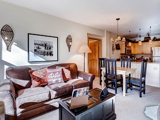 Walk to Gondola - 2Br Condo. Stay Here & Kids Ski Free! ~ RA135505