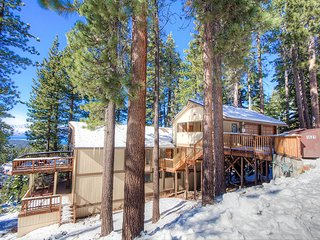 Spectacular lake view just a block from the California Lodge ~ RA45246