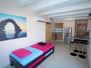BEAUTIFUL APARTMENT WITH GREAT VIEW OVER THE BAY, Cartagena
