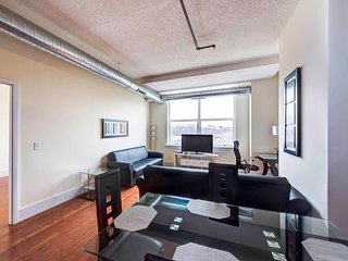 New York Area Cast Iron Lofts 1 Bedroom Suite by Pelican Residences