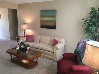 Furnished Condo Perfect For Business Trips or a Week Long Getaway, Saint Peters