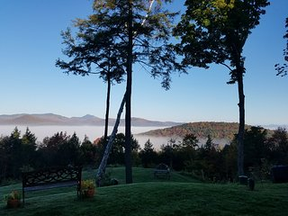 Above the Clouds Retreat, Moretown