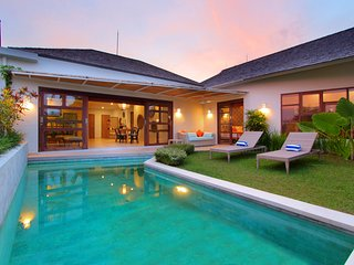 #C17 Cozy Style Villa with Rice field view in Canggu