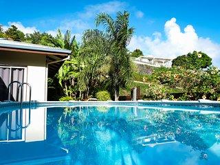 Suite Villa,chambres d'hotes a Papeete,guestrooms