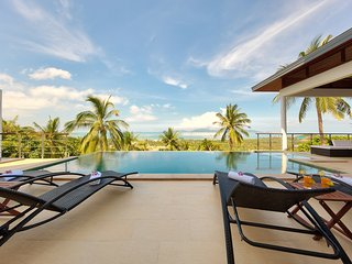 Villa Floramare - 2 Bed, Sleeps 4 Mae Nam Sea View