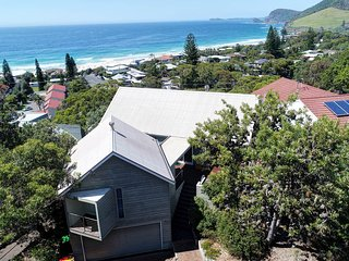 EUREKA   - 30 Headland Road Boomerang Beach, Blueys Beach