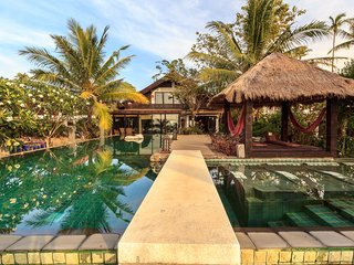 Amazing beachfront pool villa, Ko Lanta