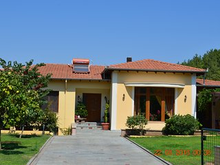 Spacious160m2 brand new beautiful villa near sea, Kavala