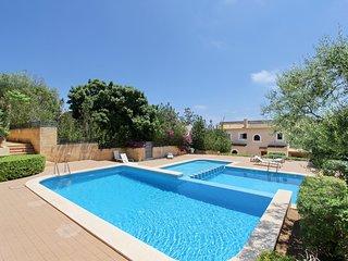 Schöne Ferienwohnung mit Pool und Terrasse, Cala Ratjada