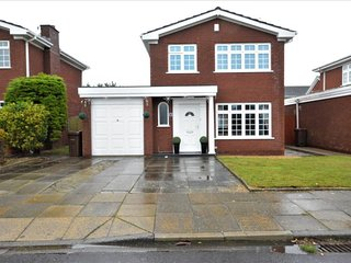 Stunning Detached Holiday Home in Ainsdale, Southport,