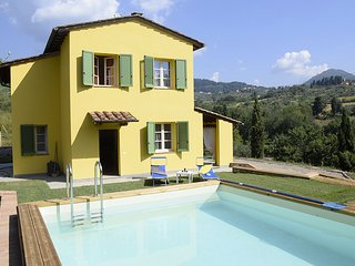 Casa Marta with private pool and panoramic views, Gragnano