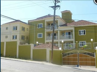 BEAUTIFUL MODERN 1 OR 2 BEDROOM CONDO IN LIGUANEA, KINGSTON, JAMAICA.