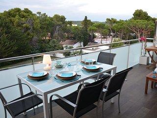 Appartement à La Fosca à 150m de la plage, Palamós