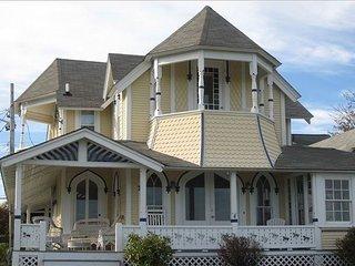Ocean Park Victorian Carousel House
