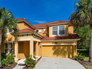 Watersong - 4 Bed 4.5 Bath Pool Home (486-WATER), Orlando