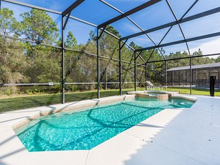 Watersong - 4 Bed 4.5 Bath Pool Home (486-WATER)