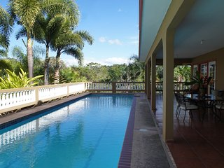 Puntas Rincon Guesthouse with Huge 75 ft Pool Bedroom #1