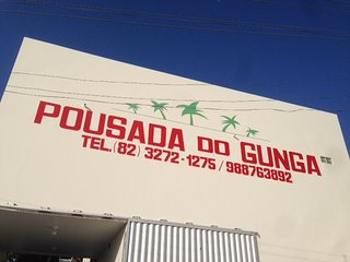 Pousada do Gunga: 'comfortable Hotel in Paradise'