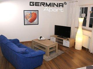 GERMINA Apart 1.2 - Ferienwohnung inkl. WLAN - DIREKT in Oberhof - 1.Etage