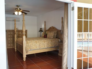Puntas Rincon Guesthouse with Huge 75 ft Pool Bedroom #3