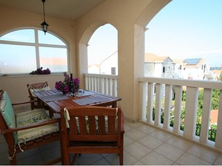 Apartments Maria-(Lavanda)Comfort Two Bedroom Apartment with Terrace and SeaView