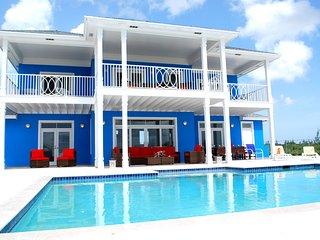 Villa Isoela....YOUR EXCLUSIVE corner of PARADISE (Brand New BEACHFRONT villa), San Salvador