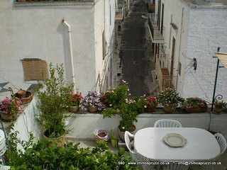 CASA MIA è una splendida casa indipendente su due piani con vista panoramica
