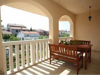 Apartments Maria- (Kaktus) Comfort One Bedroom Apartment with Terrace