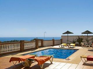 Villa Tres Olivos Nerja Costa Del Sol Malaga