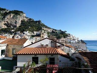 casa colonne, Amalfi