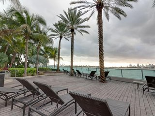 Dog-friendly condo with great location offers shared pools and hot tubs!