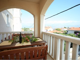 Apartments Maria- (Vanilia) Two Bedroom Apartment with Terrace and Sea View
