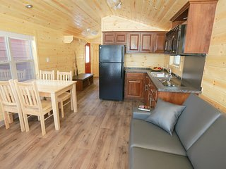 Lovely Park Model Rental in Trailside RV Resort