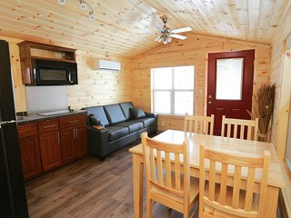 Two Bedroom Cottage on Deer Lake RV Resort