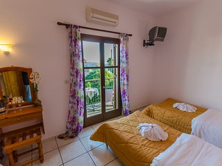 №4 Studios for two people, in a prime location in 5 minutes from the sea!