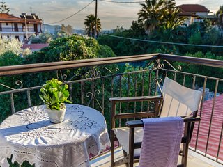 №2 A cozy room of 50 m from the beach!, Megali Ammos