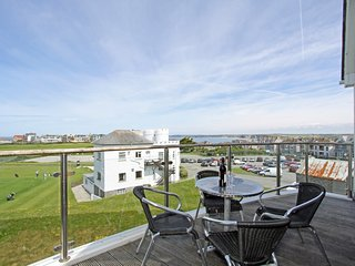 Poseidon Penthouse located in Newquay, Cornwall