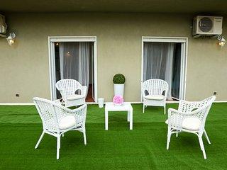 b&b del centro offre un ambiente elegante, confortevole e tranquillo.