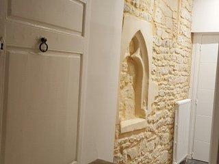 Villa des ursulines vue cathédrale logement cocooning, Bayeux