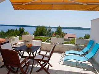 Island Hvar, Villa Stella Mare - Timun Terrace  Suite