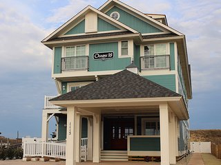 Oceans 18 -18 Bedroom Oceanfront Vacation Home w/1 Day of Free H2OBX TIckets