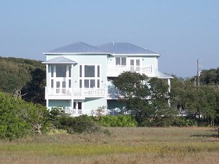 Vilano Beach Marshview House