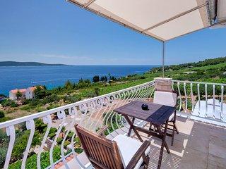 Island Hvar, Villa Stella Mare - Lanterna 3 Balcony Suite