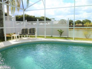 Lake Palms Villa Wonderful Orlando Rental Home
