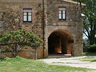 Casa histórica con Biopiscina
