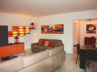 Cannes centre - pool, terrace, parking, 10 min from beaches
